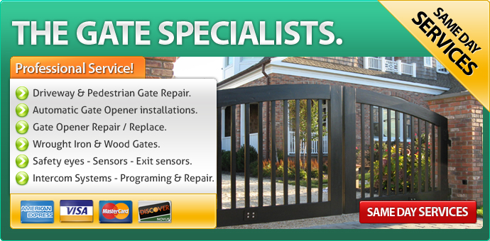 Gate Repair Hudson CO